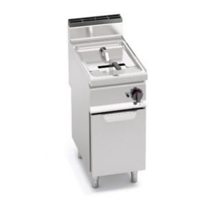 friggitrice a gas 1 vasca serie 700 berto's GL18MI