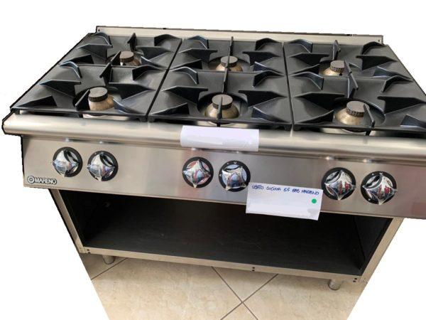 Cucina-Mareno-6-fuochi-Serie-700