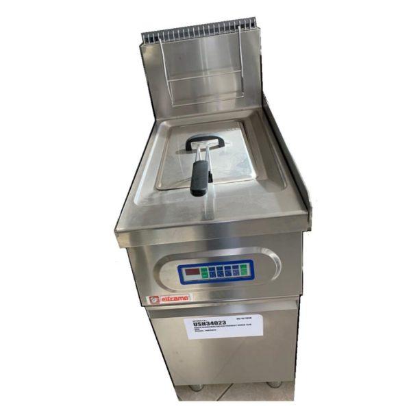 Friggitrice gas metano ELFRAMO serie 700